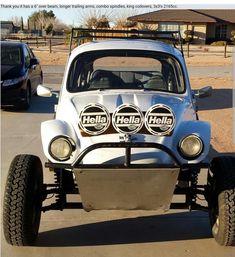 Image may have been reduced in size. Click image to view fullscreen. Vw Baja Bug, Cool Bugs, Ferdinand Porsche, Porsche Design, Vw Beetles, Offroad, Volkswagen, Antique Cars, Dune Buggies