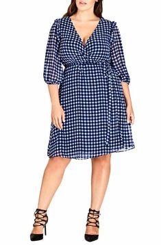 0d998621585 Save money on City Chic Blue Bell Dress (Plus Size) Trendy Plus Size