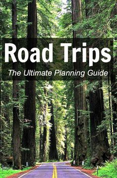 The Ultimate Guide to planning your next road trip. This is the most inclusive guide I've seen to preparing for family road trips. Everything from how to plan, get your car ready, pack, safety, budgeting and much more.