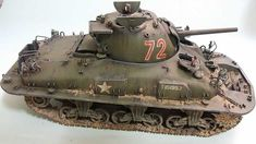 Resicast 1/35 scale Sherman II DD by Noh Yeong Park: Image