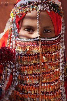Le gente hermosa de Egipto.