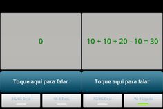 Novo aplicativo Android: Calculadora por voz | Site do Android