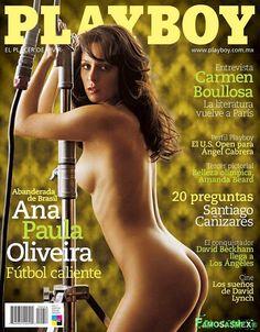Ana Paula Oliveira Playboy México Agosto 2007 [PDF Digital] | FamosasMex