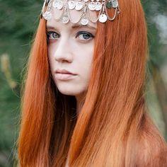 Redheads Magazine - @karolejosefabonnet Redheads, Magazine, Hair, Orange, Instagram, Red Heads, Ginger Hair, Magazines, Red Hair