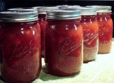 From Sherrie : I call this a Cranberry Barbeque Sauce. It's tangy, smokey, tart and sweet. I have always loved Cranberry Chicken, and this t. Barbecue Sauce Recipes, Barbeque Sauce, Pork Recipes, Bbq Sauces, Crockpot Recipes, Cranberry Mustard, Canning Vegetables, Canning Tomatoes