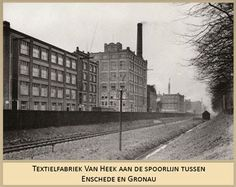 Enschede na 1900 - Textielhistorie Enschede My Town, Netherlands, Louvre, Building, Sweet, Travel, The Nederlands, Candy, The Netherlands