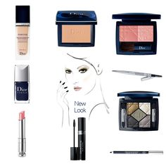 LOVE Dior make-up