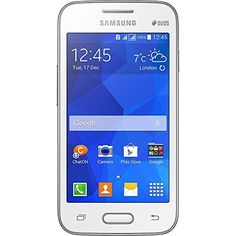 Samsung Galaxy Ace 4 Neo Lite Dual SIM G318ML/DS Unlocked Cell Phone Ceramic White INTERNATIONAL VERSION NO WARRANTY  4-inch TFT Capacitive Multi-Touchscreen  3 Megapixel Camera (2048 x 1536 pixels) w/ LED Flash  Internal Memory: 4GB, 512 MB RAM + micro SD Slot Expandable up to 64GB