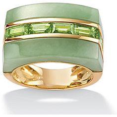 Peridot Jewelry, Jade Jewelry, Sterling Silver Jewelry, Silver Rings, Beach Jewelry, Silver Bracelets, 925 Silver, Cheap Fashion Jewelry, Fashion Rings