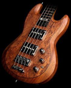 2005 Warwick Jack Bruce Reunion 4-String Electric Bass Guitar Natural
