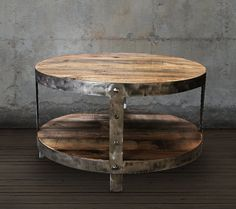 Reclaimed Wood Coffee Table Reclaimed Wood by AtlasWoodCo on Etsy