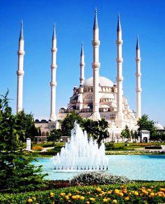 Sabancı Merkez Camii,Adana,Turkey: