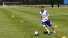 Professional Soccer Players Individual Skill Training | Individual Skill...