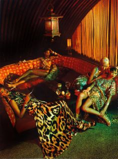 Vogue Italia features an all-black cast of models in The Black Allure editorial for the magazine's February 2011 issue.  The ground-breaking editorial is photographed by Emma Summerton and features models Ajak Deng, Arlenis Sosa Pena, Chanel Iman, Georgie Baddiel, Joan Smalls, Jourdan Dunn, Lais Ribeiro, Melodie Monrose, Mia Aminata Niaria, Rose Cordero, and Sessilee Lopez.