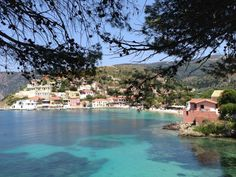 Kefalonia, Assos. Picture made by Ydvdl.