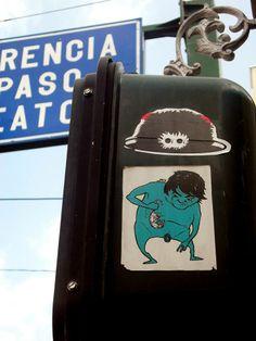 Aguascalientes, Aguascalientes, México | 12.oct.2013  | Foto: Daniel Froes (CC BY-NC-SA) | La calle habla.