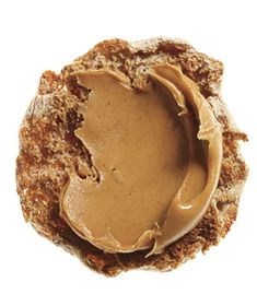 Snack idea: one whole-wheat English muffin with peanut butter, #snacks