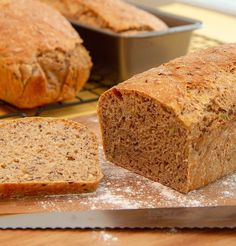 Food N, Food And Drink, Banana Bread, Baking, Desserts, Bread Making, Patisserie, Backen, Deserts