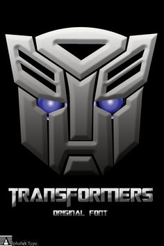 Transformers Party: Font, http://www.dafont.com/search.php?q=transformers