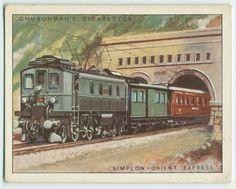 """""""Simplon-Oreint Express."""""""