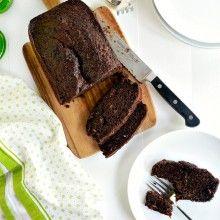 Chocolate Chocolate Chip Zucchini Bread l www.SimplyScratch  (1)