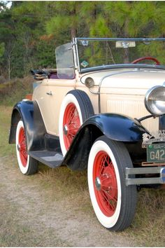 1931 Ford Model-A Roadster                                                                                                                                                                                 More