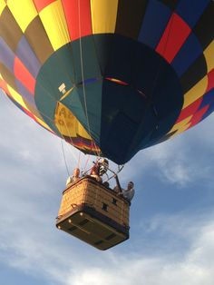 Reserve your very own hot air balloon ride in Oklahoma City with OKC Balloons Aloft.