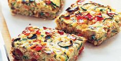 Ham and Vegetable Frittata Dinner weight loss menu 6 whole eggs and 2 egg whites, lightly beaten 1/2 cup low fat milk 4 spring onions, sliced 1 zucchini sliced 8 cherry tomatoes, halved 4 mushrooms, sliced 300g lean ham 1 tbsp chopped basil 2 tbsp grated parmesan Ground black pepper