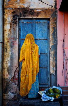 India Color by Adam Rose