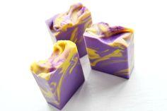 Image of PURPLE RAIN Handmade Soap