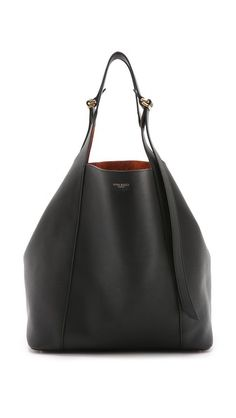 Nina Ricci Suede Lined Tote