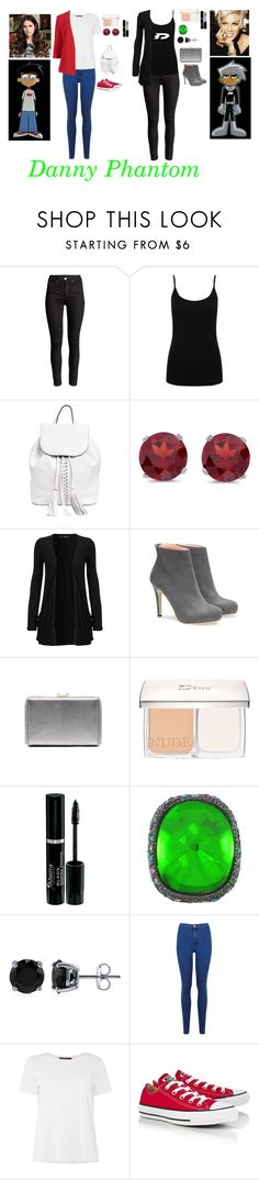 """""""Danny Phantom"""" by charbear231 ❤ liked on Polyvore featuring M&Co, Rebecca Minkoff, BillyTheTree, WearAll, ADAM, Christian Dior, Kenneth Jay Lane, BERRICLE, Miss Selfridge and MaxMara"""