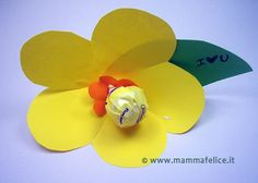 Ben And Holly, Flower Crafts, Diy And Crafts, Schools, Kids, Creativity, Random, March, Spring