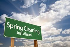 Spring into Cleaning: Home Edition