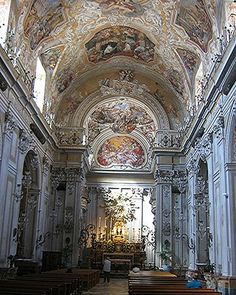 catania church San Benedetto