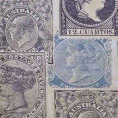 Hertex Fabrics - Afropolitan Hertex Fabrics, Delft, Vintage World Maps, Textiles, Collection, Stamps, Fabrics, Textile Art