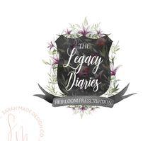 The Legacy Diaries Ready Made Logo | Sarah Made Design Co