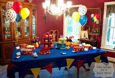 paw patrol party - Buscar con Google