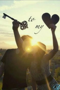 Sweet pic - Key to my Heart