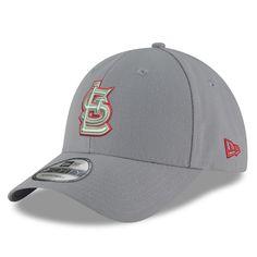 on sale 94b83 591d2 Men s St. Louis Cardinals New Era Gray Tempo 9FORTY Adjustable Snapback Hat,  Sale