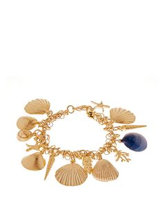 Abissi seashell-charm bracelet | Rosantica By Michela Panero | MATCHESFASHION.COM