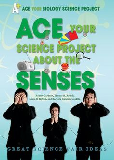 How do your eardrums work? Can odor molecules pass through a solid the same way they pass through air? How does your sense of smell affect how something tastes? Learn the answers to these questions and more with the fun life science experiments in this book. Young scientists will explore the five human senses. Learn about the scientific method using the many experiments in this book. There are also ideas for science fair projects.
