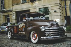 1952 Chevrolet Pick-up