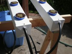 With some basic tools you can build a garden that requires almost no maintenance, is dirt-free and will produce double the yield of a traditional garden.  I'm talking about hydroponics and it is easier and cheaper than you might think to build you own system.  With these simple instructions you can learn how to build a hydroponic garden.