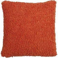 Orange Throw Pillows Crate And Barrel : pillows on Pinterest Crate And Barrel, Decorative Pillows and Pillows