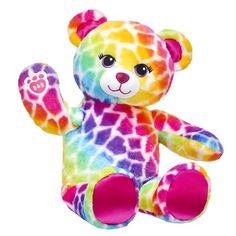 Rainbow Safari Bear