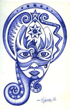Goddess by Jose Garel Alvoeiro
