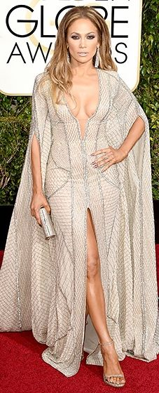 Jennifer Lopez: 2015 Golden Globes