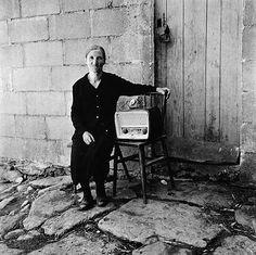 Dorotea do Cará. Soutelo de Montes, 1960  Virxilio Viéitez