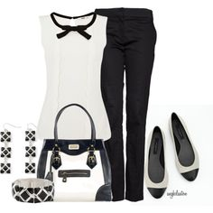 """""""School Days #32"""" by angkclaxton on Polyvore"""